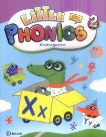 Little EFL Phonics 2 : Studentbook (Paperback+CD:1)