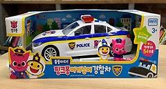 핑크퐁아기상어 - 출동이다!경찰차
