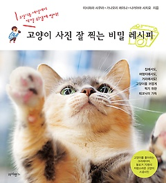 고양이 사진 잘 찍는 비밀 레시피 : 고양이를 세상에서 가장 귀엽게 찍자!