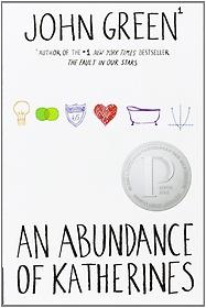 "<font title=""An Abundance of Katherines (Paperback/ Reprint Edition)"">An Abundance of Katherines (Paperback/ R...</font>"