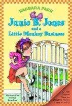 """<font title=""""Junie B. Jones and a Little Monkey Business (Prebind / Reprint Edition)"""">Junie B. Jones and a Little Monkey Busin...</font>"""