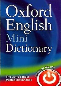 "<font title=""Oxford English Mini Dictionary (Paperback/ 8th Edition)"">Oxford English Mini Dictionary (Paperbac...</font>"