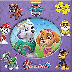 Paw Patrol My First Puzzle (Boardbook)