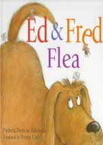 Ed & Fred Flea (Hardcover )