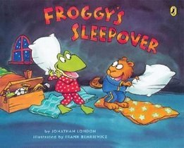 Froggy's Sleepover (Paperback/ Reprint Edition)