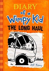 "<font title=""Diary of a Wimpy Kid #9: Long Haul (Paperback/ Int"