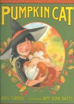 Pumpkin Cat (Hardcover)