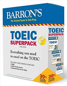 Toeic Superpack (Paperback, 3)