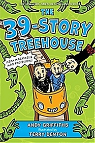 """<font title=""""The 39-Story Treehouse (Paperback/미국판)"""">The 39-Story Treehouse (Paperback/미국판...</font>"""