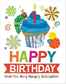 """<font title=""""Happy Birthday from the Very Hungry Caterpillar (Hardcover)"""">Happy Birthday from the Very Hungry Cate...</font>"""