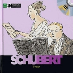 """<font title=""""First Discovery 첫발견 뮤직 Franz Schubert (Hardcover+CD)"""">First Discovery 첫발견 뮤직 Franz Schube...</font>"""