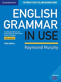 "<font title=""English Grammar in Use Book with Answers (Paperback/ 5th Ed.)"">English Grammar in Use Book with Answers...</font>"