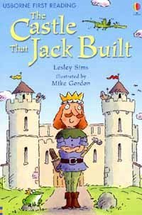 "<font title=""Usborne First Reading Level 3-1 : The Castle That Jack Built (Paperback)"">Usborne First Reading Level 3-1 : The Ca...</font>"