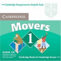 """<font title=""""Cambridge Young Learners English Tests Movers 1 (Audio CD/ 2nd)"""">Cambridge Young Learners English Tests M...</font>"""