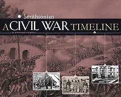A Civil War Timeline (Library Binding)