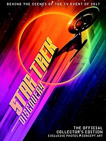 """<font title=""""Star Trek Discovery (Hardcover / Collector"""
