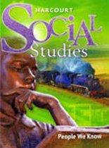 Social Studies Grade 2 - People We Know 2007 (Hardcover)