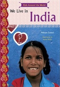 We Live in: India (Hardcover)