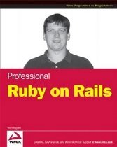 Professional Ruby on Rails (Paperback)