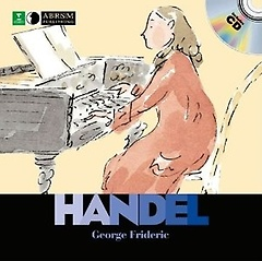 """<font title=""""First Discovery 첫발견 뮤직 George Frideric Handel (Hardcover+CD)"""">First Discovery 첫발견 뮤직 George Fride...</font>"""