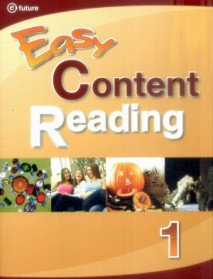 """<font title=""""Easy Content Reading 1 : Studentbook (Paperback+CD)"""">Easy Content Reading 1 : Studentbook (Pa...</font>"""
