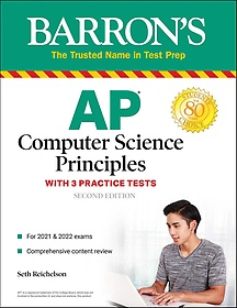 """<font title=""""AP Computer Science Principles with 3 Practice Tests (Paperback/ 2nd Ed.)"""">AP Computer Science Principles with 3 Pr...</font>"""