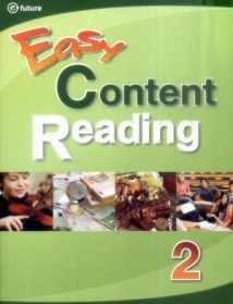 """<font title=""""Easy Content Reading 2 : Studentbook (Paperback+CD)"""">Easy Content Reading 2 : Studentbook (Pa...</font>"""