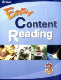 """<font title=""""Easy Content Reading 3 : Studentbook (Paperback+CD)"""">Easy Content Reading 3 : Studentbook (Pa...</font>"""