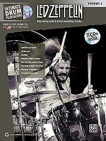 "<font title=""Ultimate Drum Play-Along: Led Zeppelin, Volume 2"">Ultimate Drum Play-Along: Led Zeppelin, ...</font>"