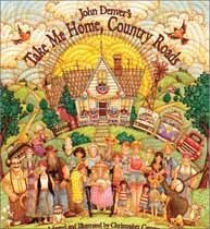 [노부영]Take Me Home, Country Roads (Hardcover + CD)