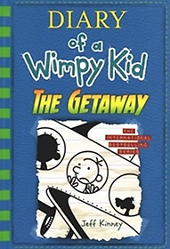 "<font title=""Diary of a Wimpy Kid #12: Getaway (Paperback/ International) "">Diary of a Wimpy Kid #12: Getaway (Paper...</font>"