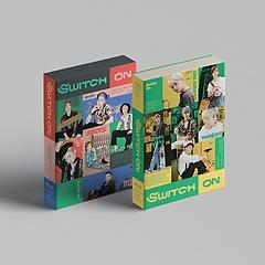 아스트로(ASTRO) - ASTRO 8th Mini Album SWITCH ON [ON+OFF ver.][패키지]