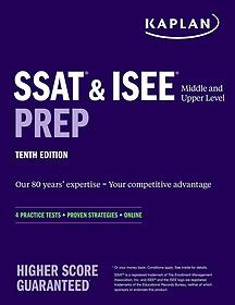 "<font title=""SSAT & ISEE Middle & Upper Level Prep: 4 Practice Tests + Proven Strategies + Online (Paperback)"">SSAT & ISEE Middle & Upper Level Prep: 4...</font>"