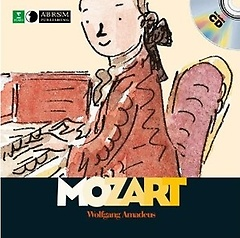 """<font title=""""First Discovery 첫발견 뮤직 Wolfgang Amadeus Mozart (Hardcover+CD)"""">First Discovery 첫발견 뮤직 Wolfgang Ama...</font>"""