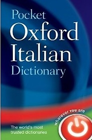 """<font title=""""Pocket Oxford Italian Dictionary (Paperback/ 4th Edition)"""">Pocket Oxford Italian Dictionary (Paperb...</font>"""