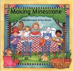Making Minestrone (Hardcover)