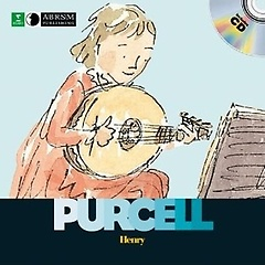 """<font title=""""First Discovery 첫발견 뮤직 Henry Purcell (Hardcover+CD)"""">First Discovery 첫발견 뮤직 Henry Purcel...</font>"""