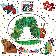 """<font title=""""The World of Eric Carle My First (Puzzle Book)"""">The World of Eric Carle My First (Puzzle...</font>"""