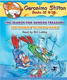 Geronimo Stilton #25-26 (CD/ ��������)