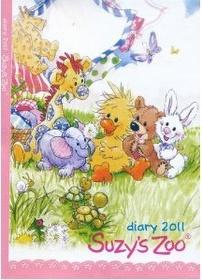 Suzy/s Zoo 手帳 2011 (單行本)