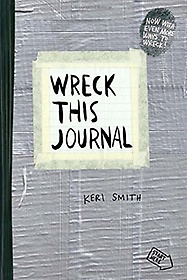"""<font title=""""Wreck This Journal: Duct Tape (Paperback/ Expanded Edition)"""">Wreck This Journal: Duct Tape (Paperback...</font>"""