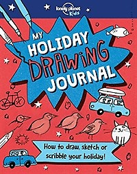 Holiday Drawing Book, My (Hardcover)