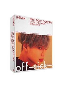 태민(TAEMIN): TAEMIN 1st SOLO CONCERT 'OFF-SICK<on track>' -  Kihno Video