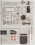 """<font title=""""Identity Suite: Visual Identity in Stationery (Hardcover)"""">Identity Suite: Visual Identity in Stati...</font>"""