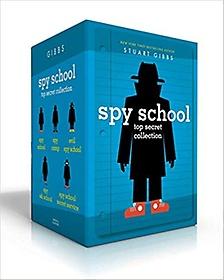 """<font title=""""Spy School Top Secret Collection (Paperback)"""">Spy School Top Secret Collection (Paperb...</font>"""