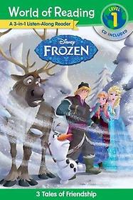 Listen Along Frozen (Paperback + CD)
