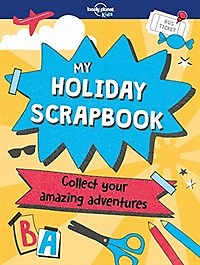 Holiday Scrapbook, My (Hardcover)