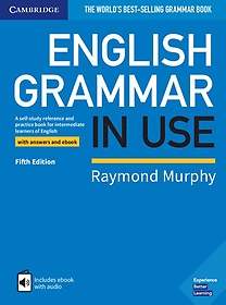 """<font title=""""English Grammar in Use Book with Answers and Interactive eBook (5th Ed)"""">English Grammar in Use Book with Answers...</font>"""