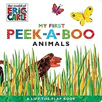 "<font title=""My First Peek-a-boo Animals (Hardcover / Board Book)"">My First Peek-a-boo Animals (Hardcover /...</font>"