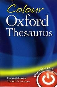 """<font title=""""Colour Oxford Thesaurus (Paperback/ 3rd Edition)"""">Colour Oxford Thesaurus (Paperback/ 3rd ...</font>"""
